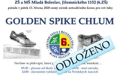 Golden Spike Chlum